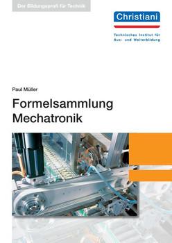 Formelsammlung Mechatronik [Taschenbuch]