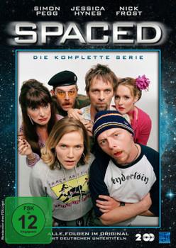 Spaced - Die komplette Serie [2 DVDs, OmU]