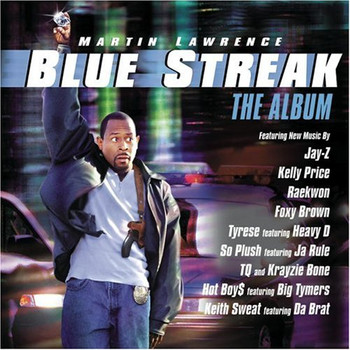 Original Soundtrack - Blue Streak