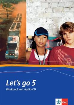 Let's go. Englisch als 1. Fremdsprache. Lehrwerk für Hauptschulen: Let's go 5. Workbook mit Audio-CD - Werner Kieweg