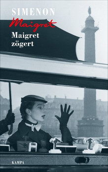 Maigret zögert - Georges Simenon  [Gebundene Ausgabe]