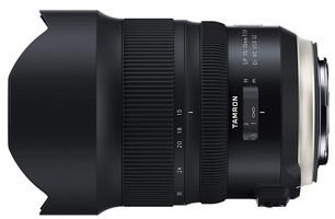 Tamron SP 15-30 mm F2.8 Di USD VC G2 (geschikt voor Nikon F) zwart