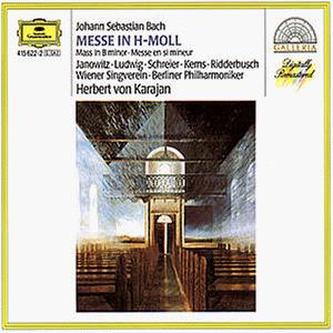 Karajan - Messe H-Moll Bwv 232