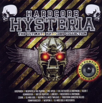 Various - Hysteria/Ultimate Hardcore Collection