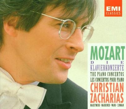Zacharias - Sämtliche Klavierkonzerte