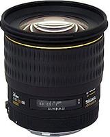 Sigma 24 mm F1.8 ASPH. DG EX Macro 77 mm filter (geschikt voor Nikon F) zwart