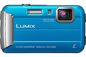 Panasonic Lumix DMC-FT25 azul