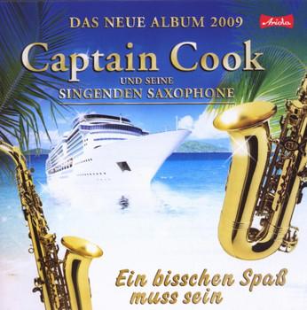 Captain Cook und seine singenden Saxophone - Ein bisschen Spass muss sein