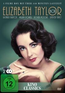 Elisabeth Taylor-Classic Collection [2 Discs]
