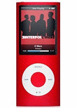 Apple iPod nano 4G 16GB rood [(PRODUCT) RED Special Edition]