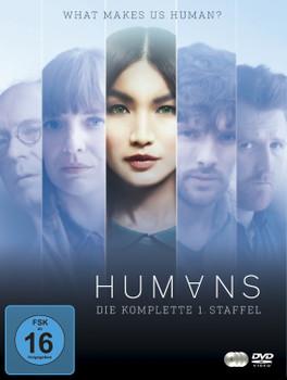 Humans - Die komplette 1. Staffel [3 Discs]
