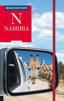 Baedeker Reiseführer Namibia. mit GROSSER REISEKARTE - Fabian von Poser  [Taschenbuch]