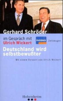 Deutschland wird selbstbewusster [Gebundene Ausgabe]