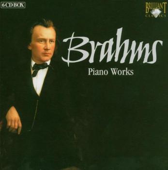 Various - Brahms - Die kompletten Klavierwerke
