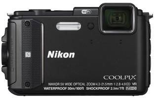 Nikon COOLPIX AW130 negro