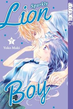 Sparkly Lion Boy 07 - Yoko Maki  [Taschenbuch]