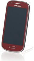 Samsung I8200N Galaxy S III mini 8GB [Value Edition incluye Near Field Communication] rojo