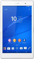 "Sony Xperia Z3 Tablet Compact 8"" 16GB [Wifi] blanco"