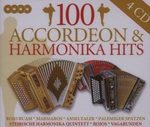 Various - 100 Accordeon & Harmonika