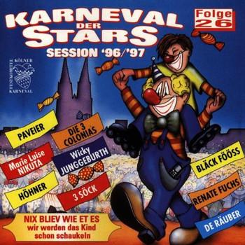 Various - Karneval der Stars 26