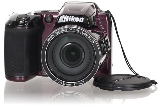 Nikon COOLPIX L840 berenjena