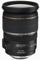 Canon EF-S 17-55 mm F2.8 IS USM 77 mm Obiettivo (compatible con Canon EF-S) nero