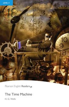 Level 4: The Time Machine - H. G. Wells  [Taschenbuch]