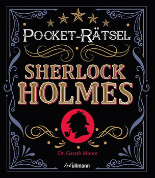 Pocket Rätsel: Sherlock Holmes [Taschenbuch]
