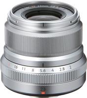 Fujifilm Fujinon XF 23 mm F2.0 R WR 43 mm Objectif (adapté à Fujifilm XF) argent