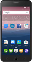 Alcatel 5022D One Touch Pop Star 8GB blanco [Color Pack incluye 2 carcasas intercambiables en amarillo y turquesa]