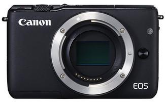 Canon EOS M10 body noir