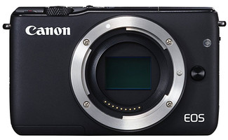Canon EOS M10 Cuerpo negro