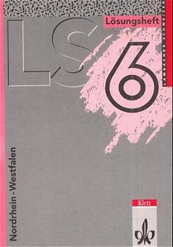 Lambacher-Schweizer, Ausgabe Nordrhein-Westfalen, EURO, 6. Schuljahr, DM. Lösungsheft