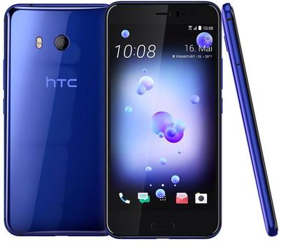 HTC U11 64 Go bleu saphir