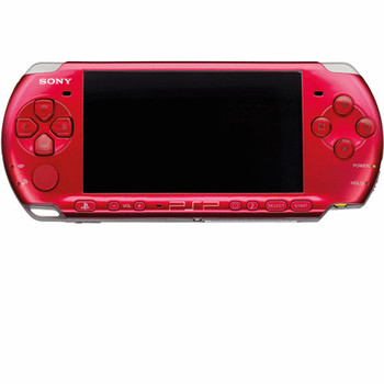 Sony PSP 3004 Radiant Rouge