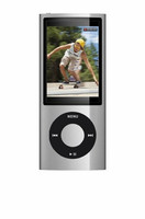 Apple iPod nano 5G 8GB argento con fotocamera