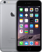 Apple iPhone 6 Plus 64GB gris espacial