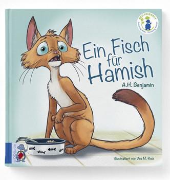 Ein Fisch für Hamish - A.H. Benjamin  [Gebundene Ausgabe]