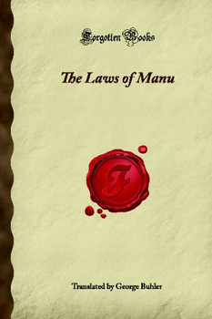 The Laws of Manu (Forgotten Books)