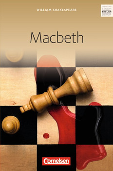Cornelsen Senior English Library - Fiction: Macbeth. Textheft - William Shakespeare