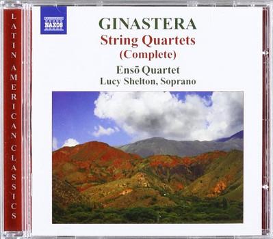 Enso Quartett - Streichquartette (Komplett)