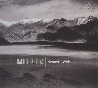 Kenneth Weiss - 6 Partiten Bwv 825-8