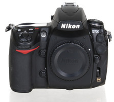 Nikon D700 body nero