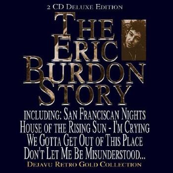 Eric Burdon - The Eric Burdon Story:Gold Col