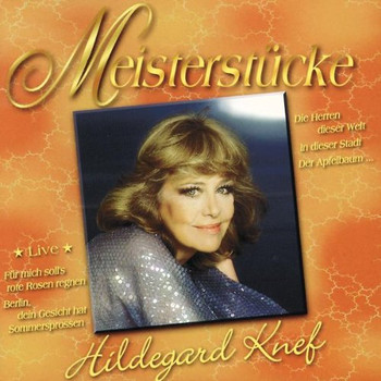 Hildegard Knef - Meisterstücke (Live 1986)