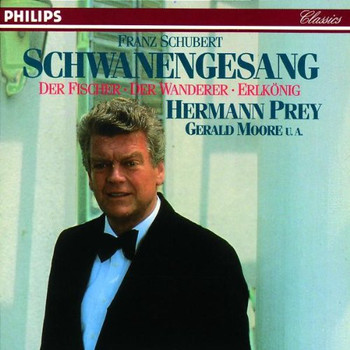 H. Prey - Schwanengesang / Erlkönig u.a.