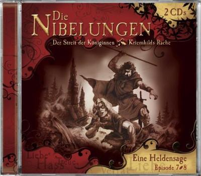 die Nibelungen - Der Streit der Königinnen / Kriemhilds Rache
