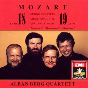 Alban Berg Quartett - Streichquartette 18 und 19