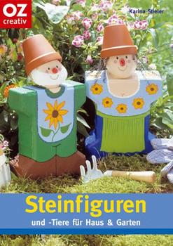Steinfiguren Und Tiere Für Haus Garten Karina Stieler Gebraucht