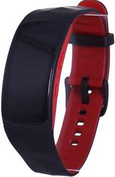 Samsung Gear Fit2 Pro Large rood